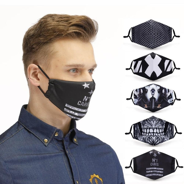 Reusable Protective Mouth Mask