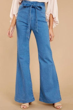 Brianna's High Waist Denim Jeans