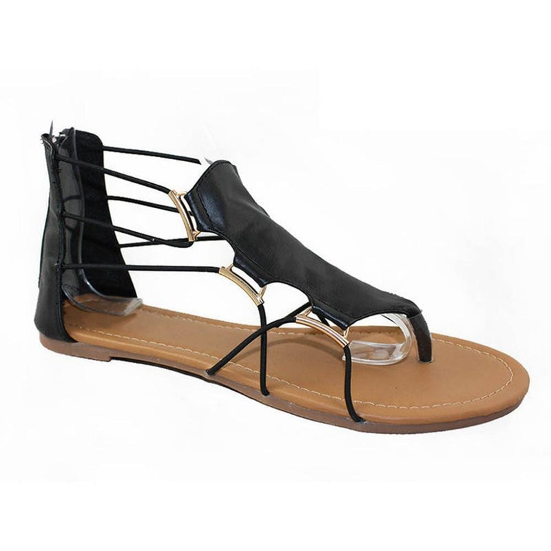 Aya's Cross-Tied Sandal