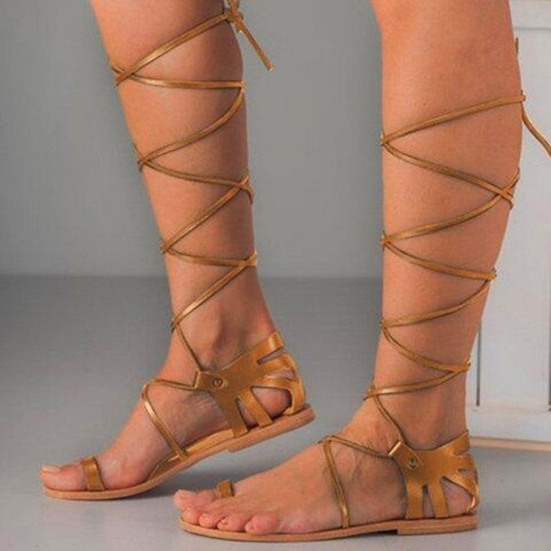 Kylee's Casual Gladiator Sandals