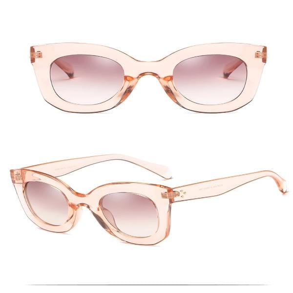 Gabrielle's Gradient Cat Eye Sunglasses