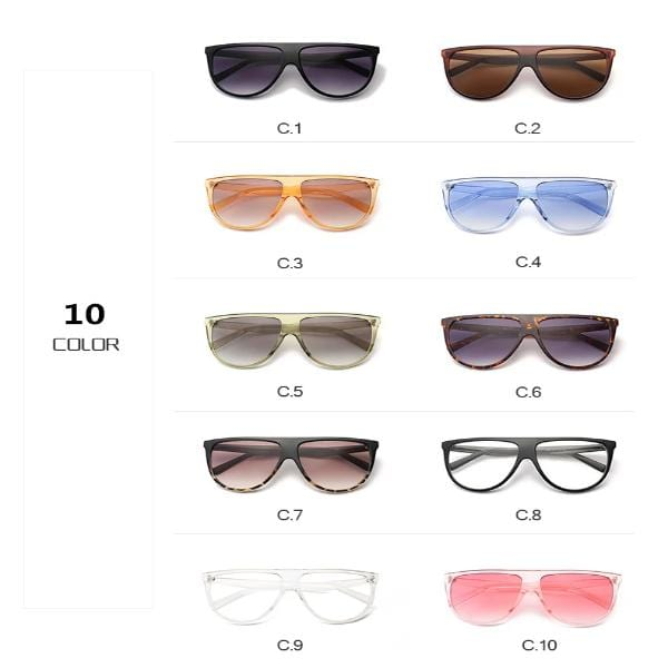 Giuliana's Large Shades Sunglasses