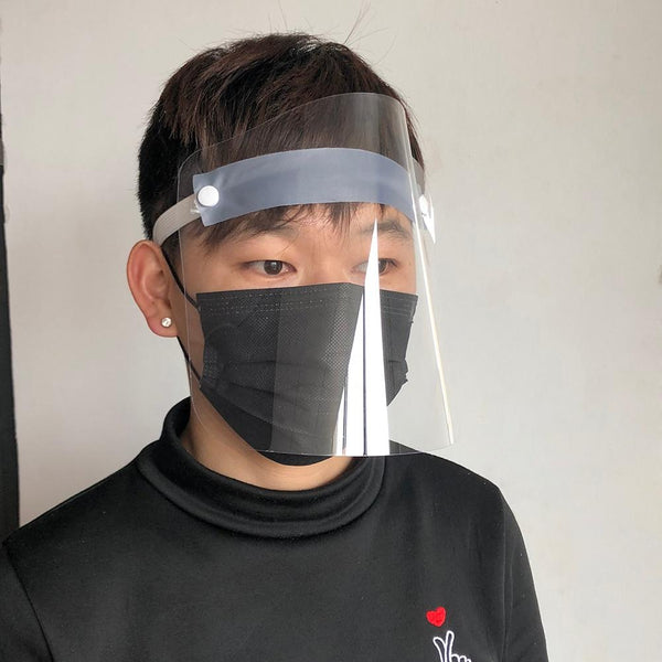Anti Splash Protective Face Mask
