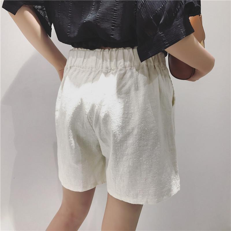 Greta's Loose Casual Wide Shorts