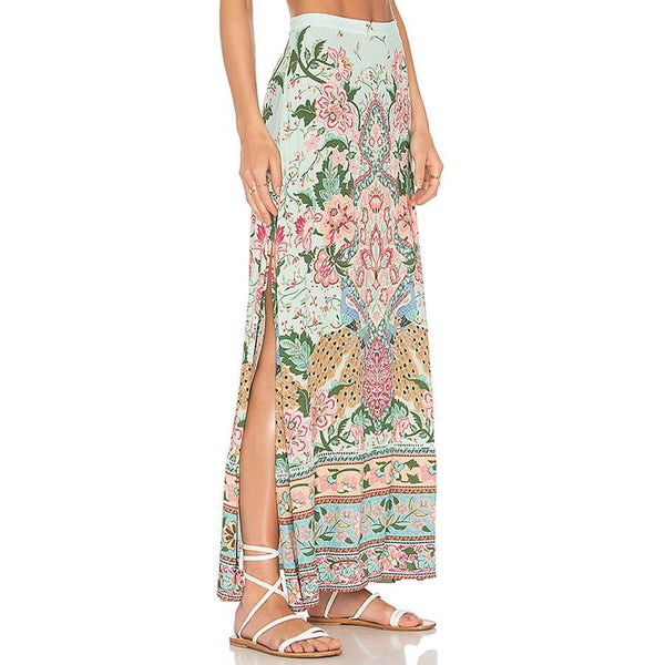 Joelle's Bohemia Long Skirts
