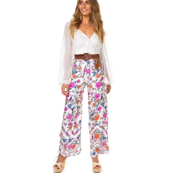 Juliet's Wide Leg Pants