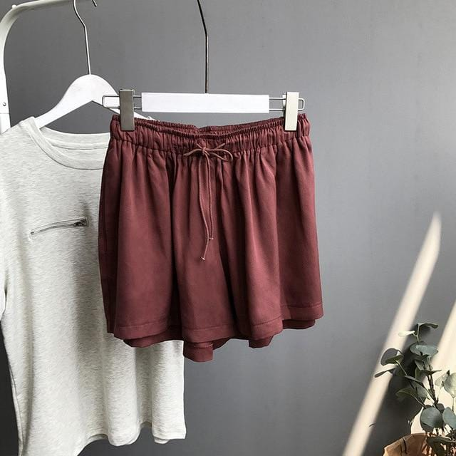 Amaris's Boho Hot Shorts