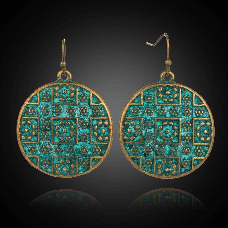Malani's Ethnic Boho Earrings