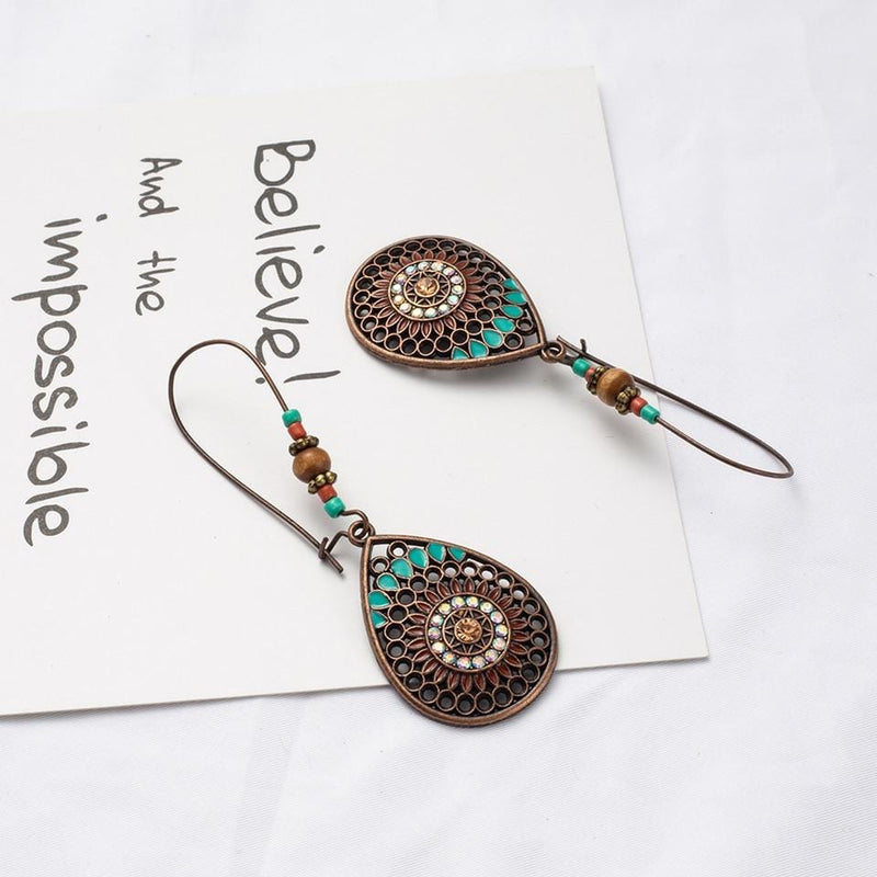 Isabella's Vintage Hanging Earrings