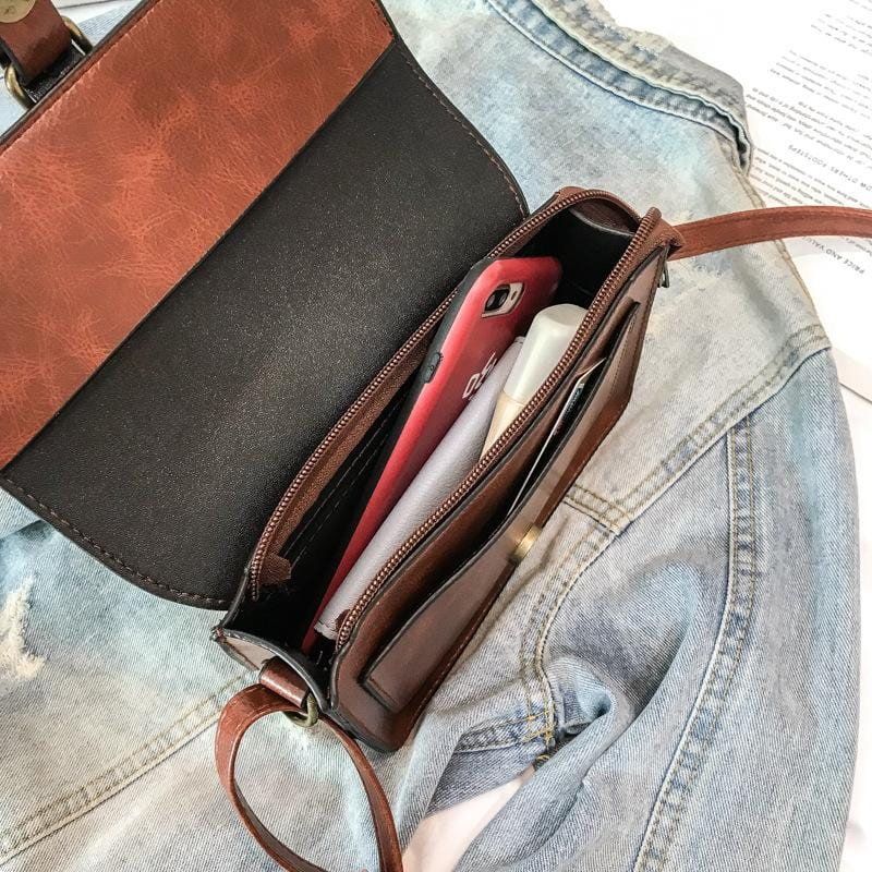 Claudia's Vintage Leather Bags