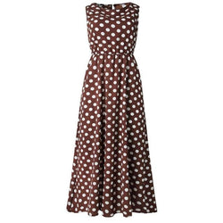 Marlowe's Polka Dot Dress