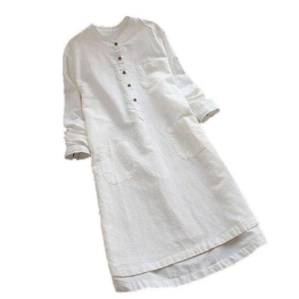 Paloma's Shirt Mini Dress