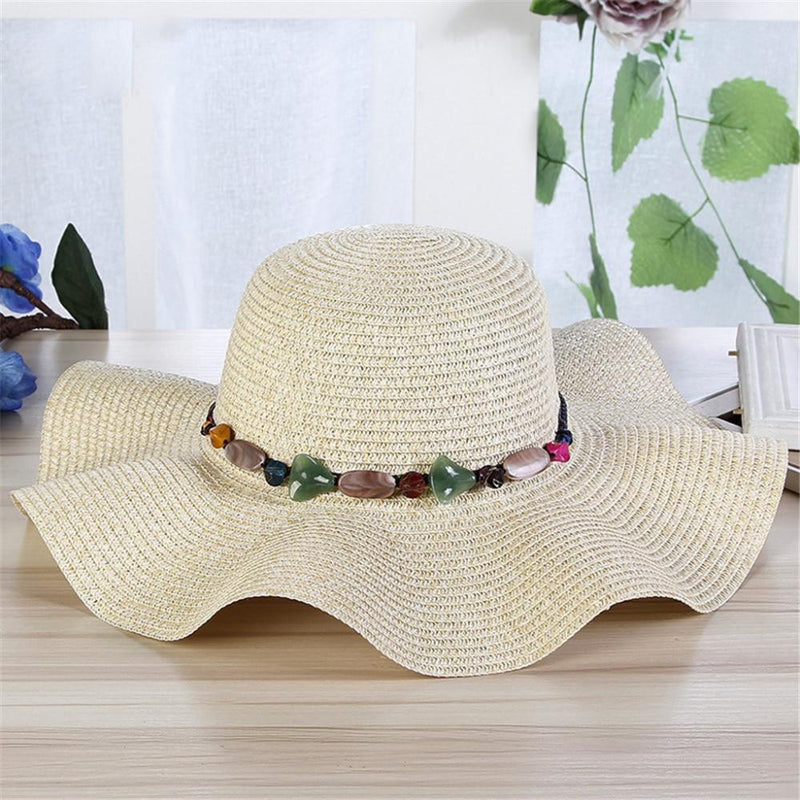 Sofia's Vogue Beach Straw Hat