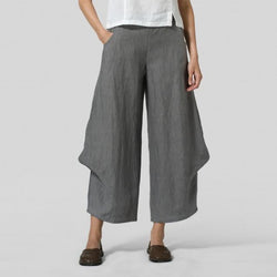 Brittany's Casual Elastic Waist Pants