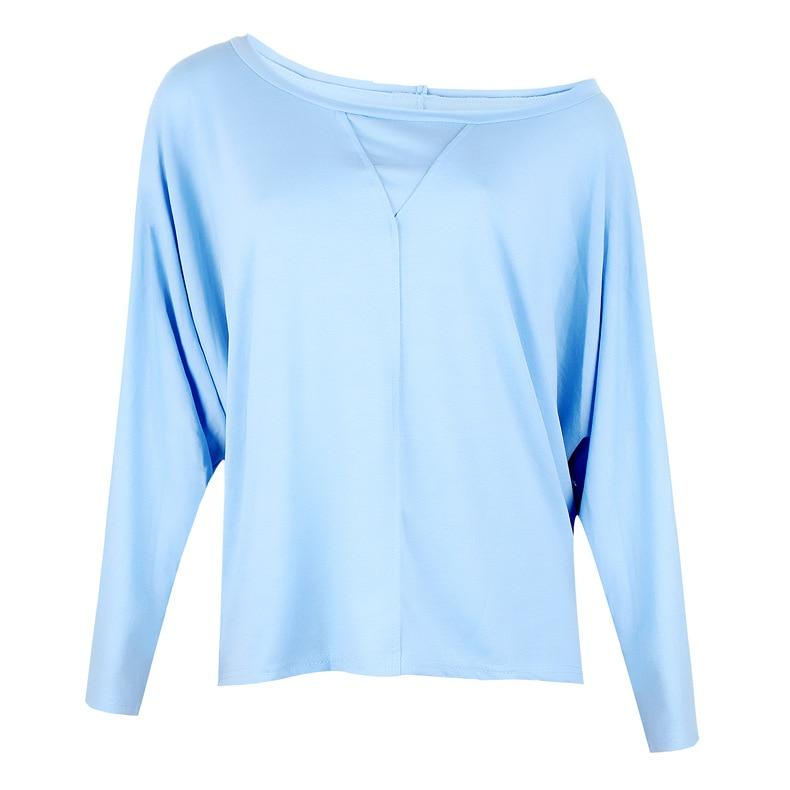 Carly's Casual Batwing Crop T-Shirt