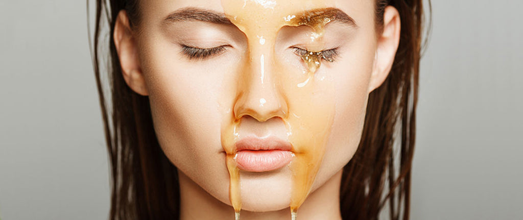 The benefits of Honey on the Skin!