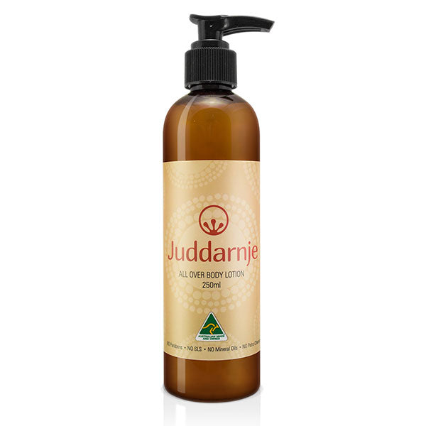 Juddarnje All Over Body Lotion AOBL250