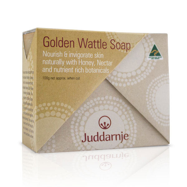 Golden Wattle Soap 100g
