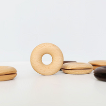 Load image into Gallery viewer, Wooden Donut Shaped Sealant