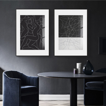 Load image into Gallery viewer, Dance Silhouette Print