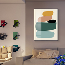 Load image into Gallery viewer, Ambre Postmodern Shape Print