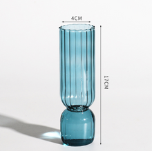 Load image into Gallery viewer, Mini Cylindrical Glass Vase
