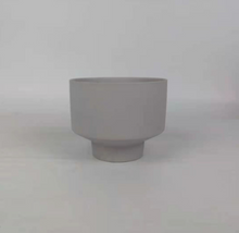 Load image into Gallery viewer, Pastel Ceramic Candle Holder/ Ceramic Planter
