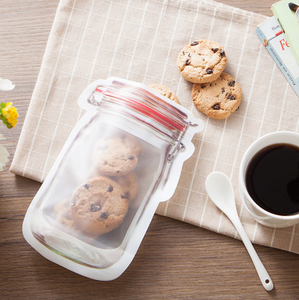 PROMO -Buy 1 take 1: Storage Jar Ziplock