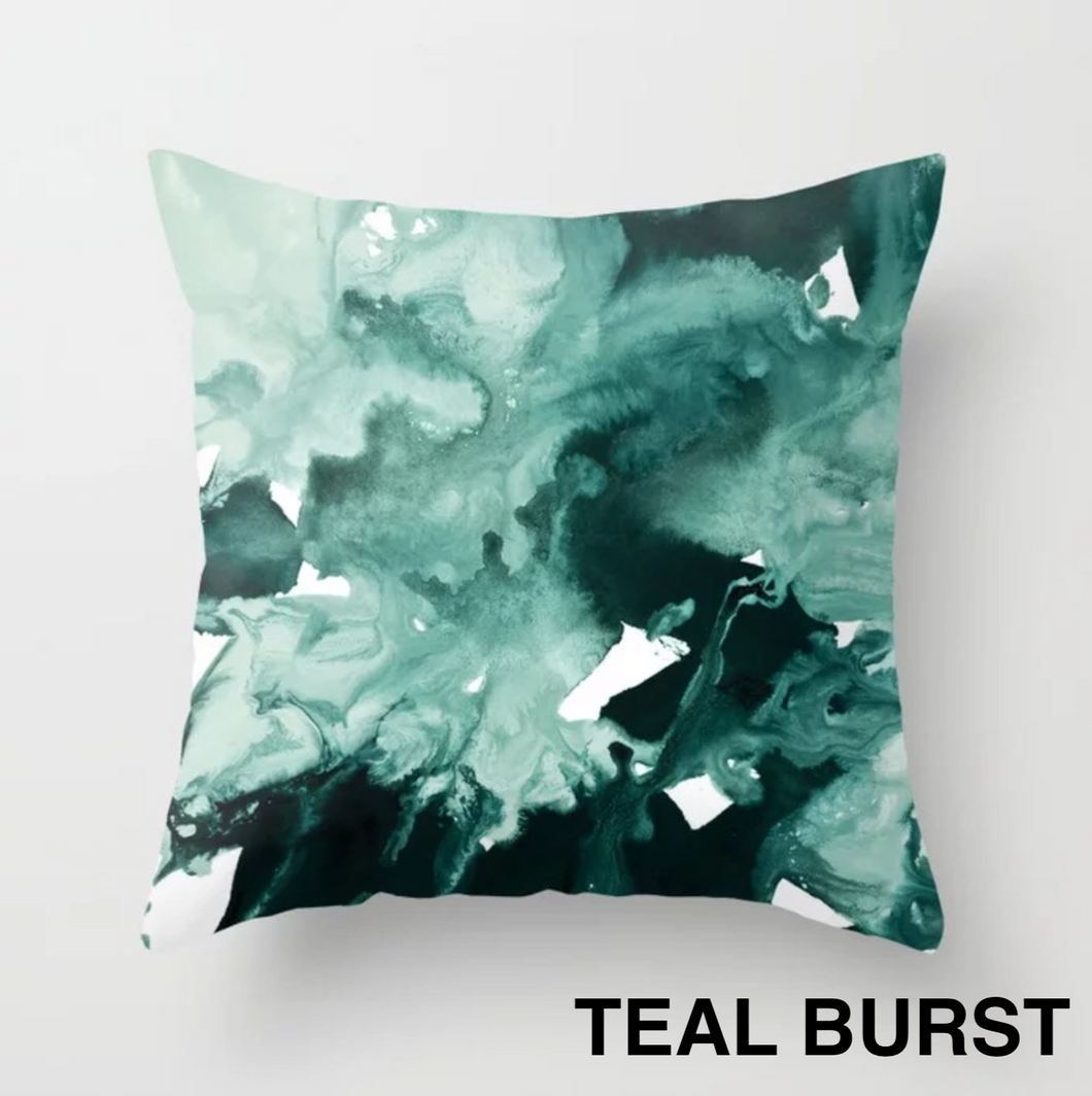 Brushstroke Pillowcase Collection