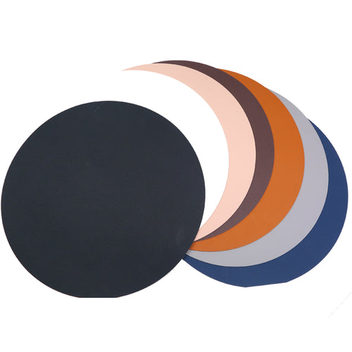 Bicoloured Round Coasters (4pc Set)