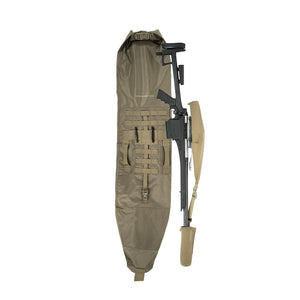 A4DB Rifle Dry Bag Scabbard with Crown Shield