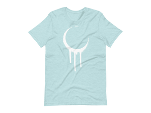 Heather Ice Blue Eclipse T-Shirt