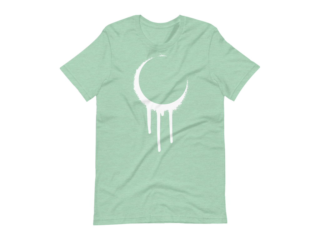 Heather Mint Eclipse T-Shirt