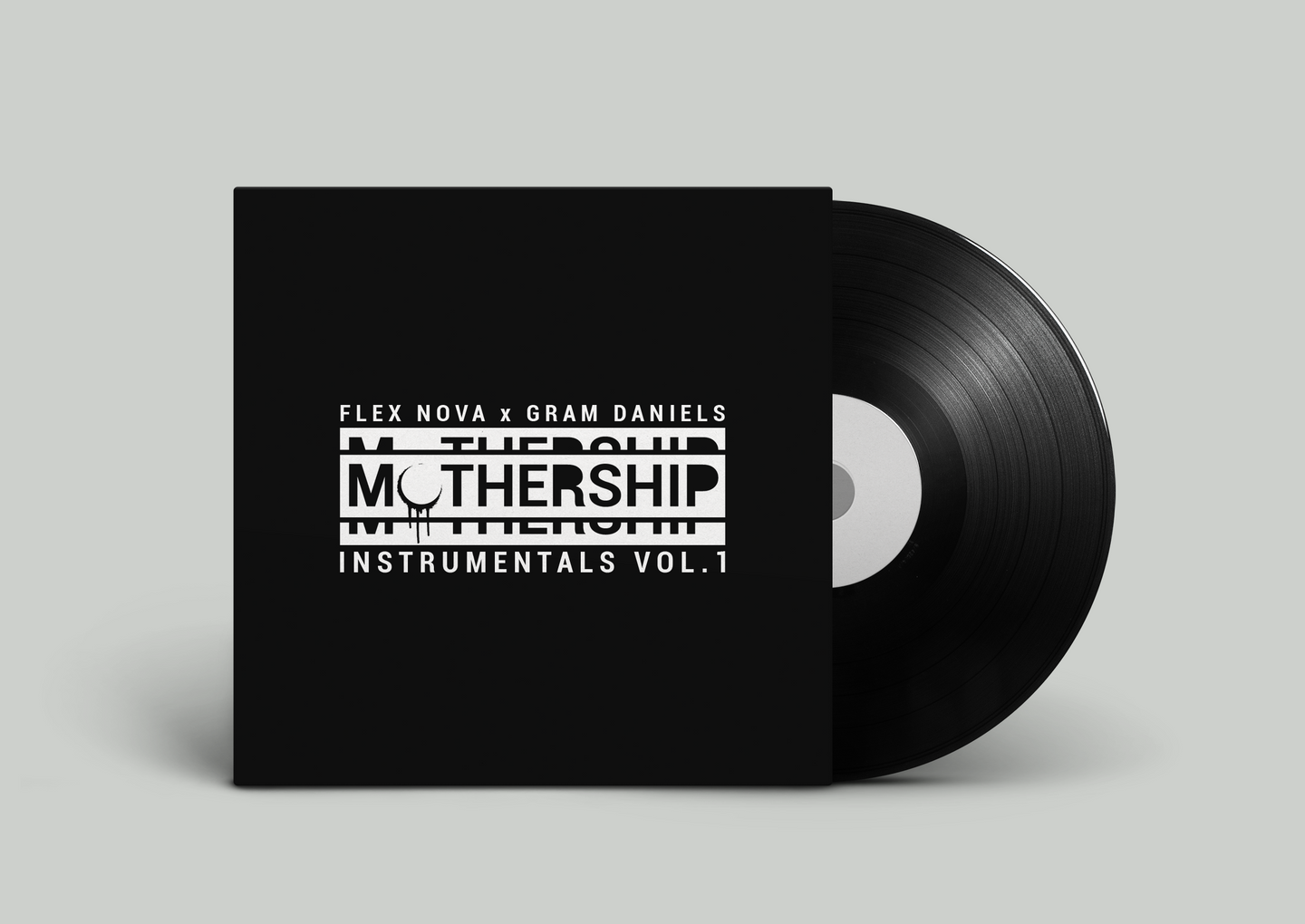 MOTHERSHIP Instrumentals Vol. 1 - Flex Nova & Gram Daniels [Digital Download]