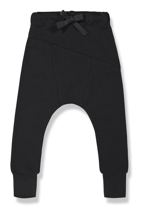 Брюки Sloper Pants, Black