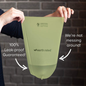 Compostable bags pack