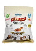 Turkey snack for adult, small, medium and large dogs