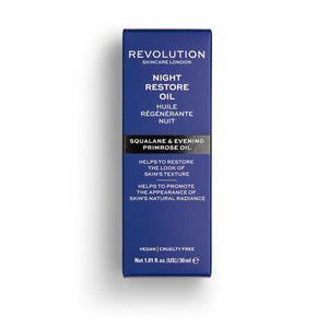 Revolution Skincare Night Restore Oil - Give Us Beauty