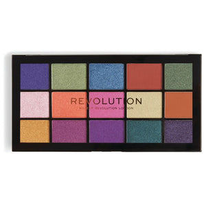 Revolution Re-Loaded Eyeshadow Palette Passion Colour