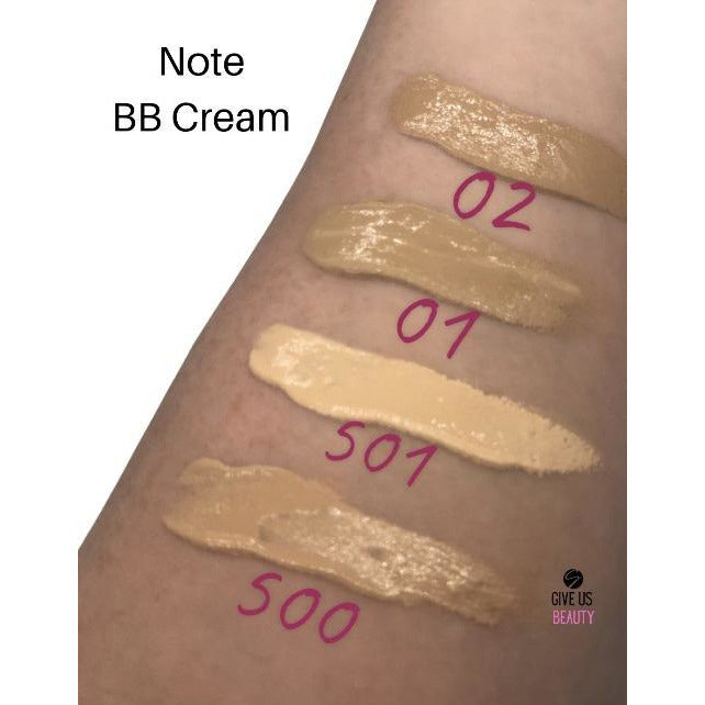 BB Cream | Note - Give Us Beauty