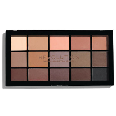 Revolution Re-Loaded Eyeshadow Palette Basic Mattes