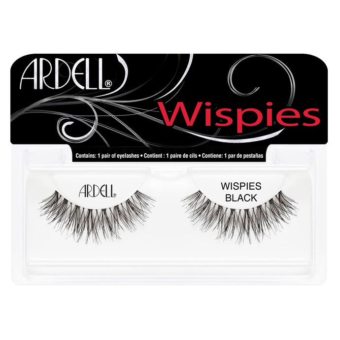 Ardell Wispie Black Invisbands False Eye Lash