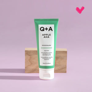 Apple AHA Exfoliating Gel - Q&A