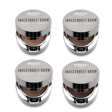 BPerfect Indestructi'Brow Lock & Load Pro Eyebrow Pomade & Powder Duo