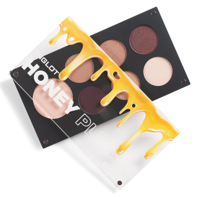 Inglot Honey Please Eyeshadow Palette