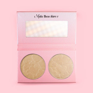 Doll Beauty Highlighter Duo