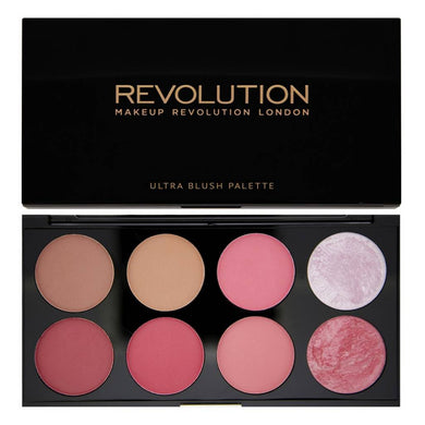 Makeup Revolution Ultra Professional Blush Palette