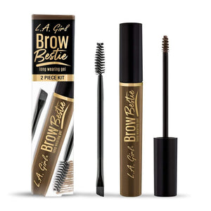Give Us Beauty  brow gel Brow Bestie Long Wearing Gel 2 Piece Kit | L.A. Girl give us beauty Grainne McCoy Makeup Artist