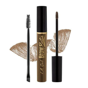 Give Us Beauty  brow gel Soft Brown GBG382 Brow Bestie Long Wearing Gel 2 Piece Kit | L.A. Girl give us beauty Grainne McCoy Makeup Artist