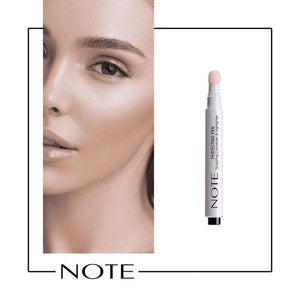 Give Us Beauty  concealer 01 Light Rose Sculpting Concealer & Highlighter Perfecting Pen | Note Cosmetics give us beauty Grainne McCoy Makeup Artist